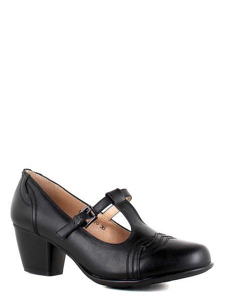 Fassen туфли bf003-070 черный