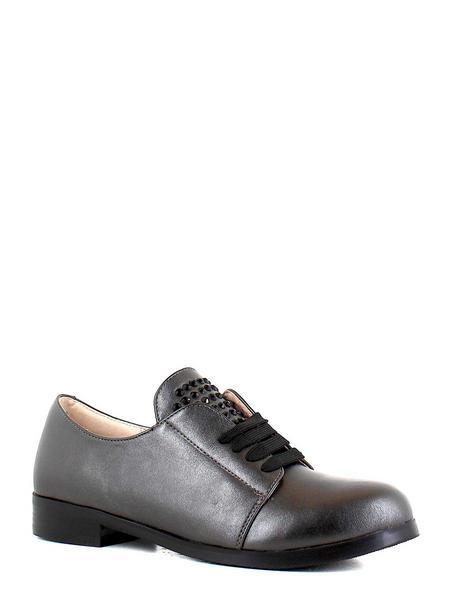 Makfly туфли 35-443-03k т.серебряный