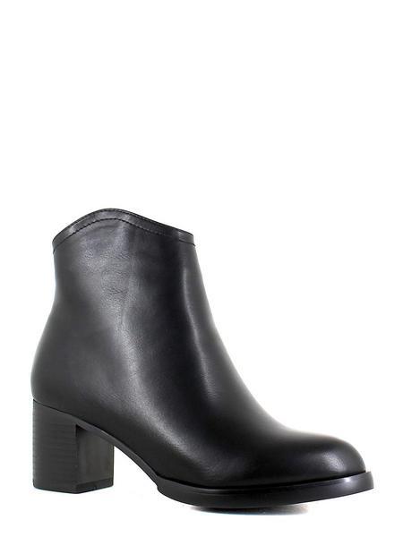 Makfly ботинки высокие 07-32-01a чёрный