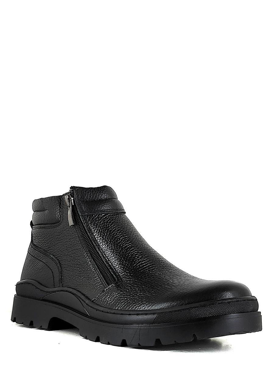 Enrico ботинки 201-236 цвет 885 черный