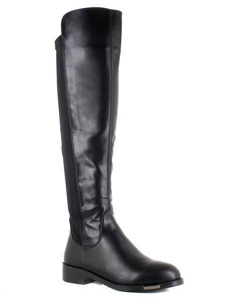 Fassen сапоги mv020-011 черный