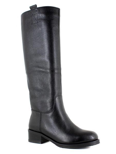 El`Rosso сапоги 507-53-13e чёрный