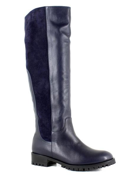 El`Rosso сапоги 507-55-12e синий