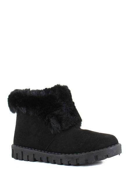 Fassen ботинки высокие nh023-010 чёрный