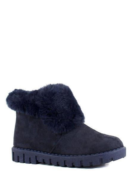 Fassen ботинки высокие nh023-012 серый/фиолетовы
