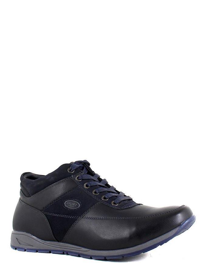 Marko ботинки высокие 822097 т.синий