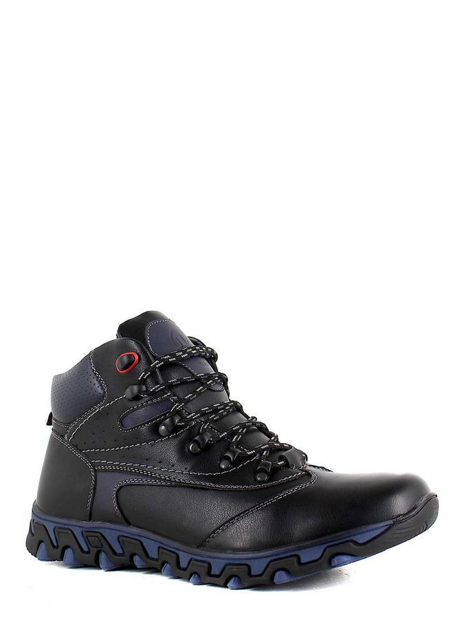Marko ботинки высокие 822109 чёрный
