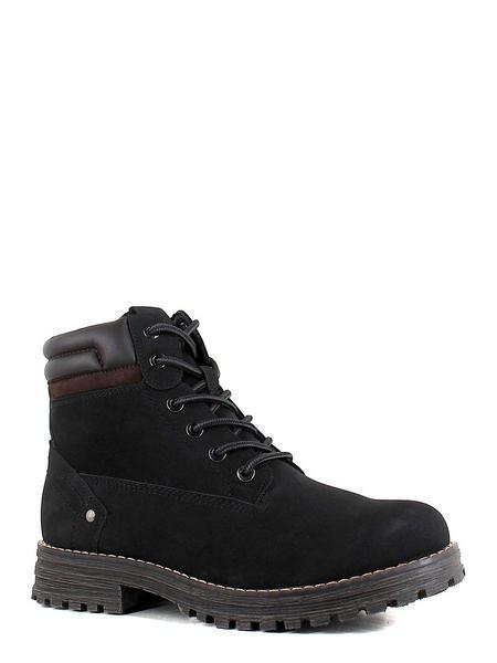 Keddo ботинки высокие 588127/10-02 чёрный