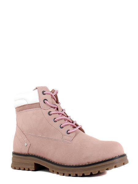 Keddo ботинки высокие 588127/10-12 розовый