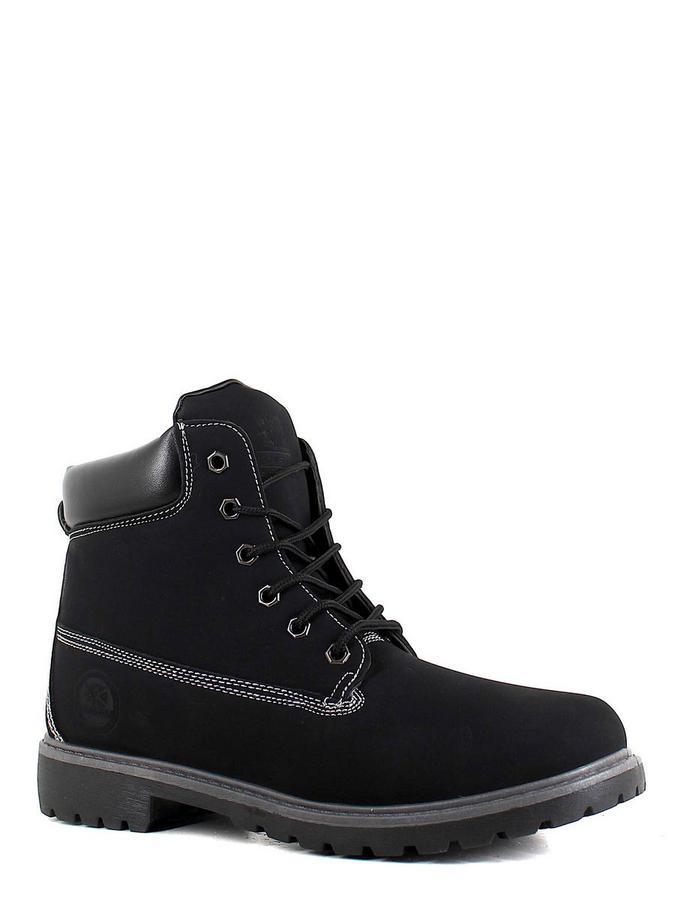 Crosby ботинки высокие 488182/01-01 чёрный