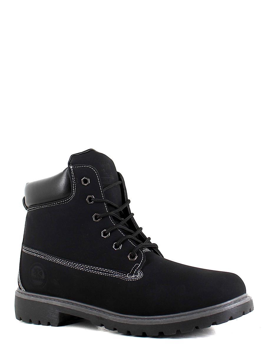Crosby ботинки высокие 488182/01-01 чёрный (xl)