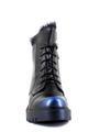 Betsy ботинки высокие 988719/01-01 чёрный/синий (small 2)