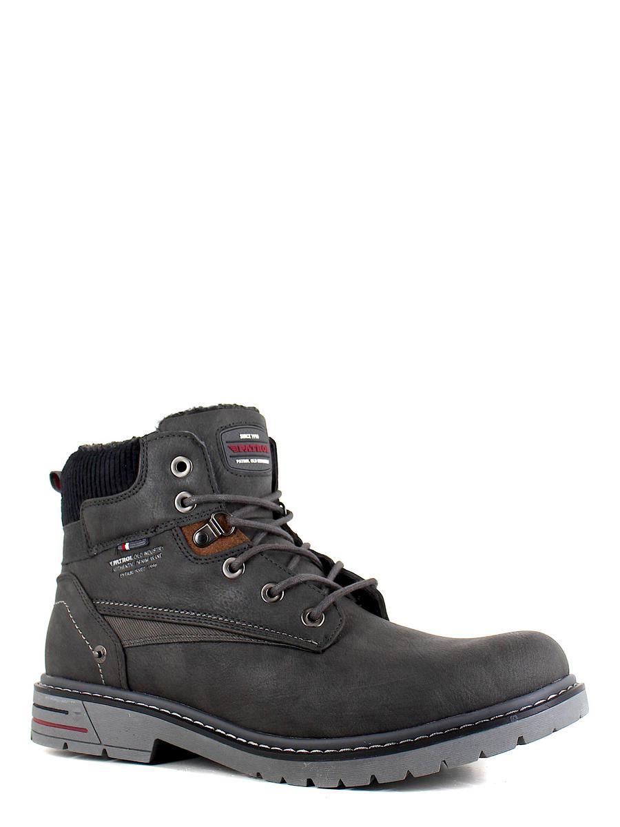 Patrol ботинки высокие 461-148im-19w-01-5 серый