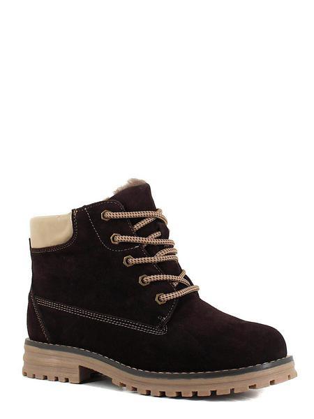 Baden ботинки высокие nf009-011 коричневый