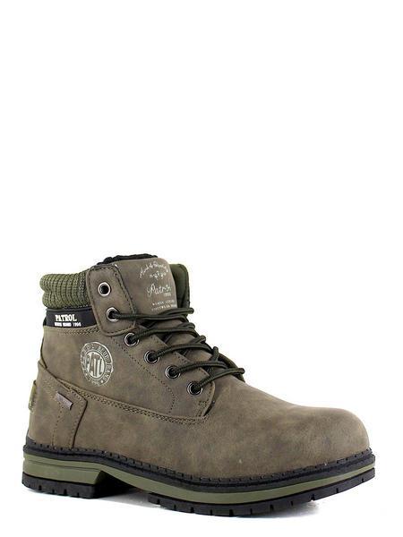 Patrol ботинки высокие 263-122im-19w-04-7 хаки