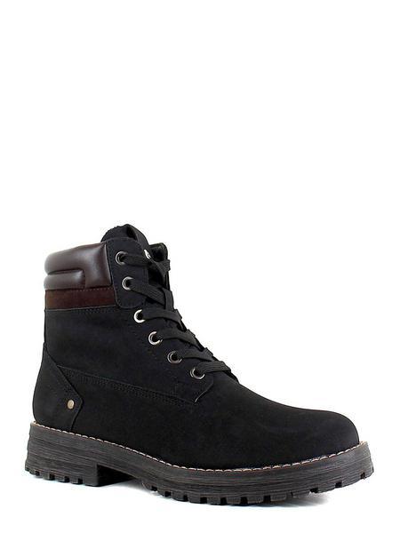 Keddo ботинки высокие 888127/10-02 чёрный