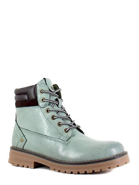 Keddo ботинки высокие 888127/10-17 св.зелёный