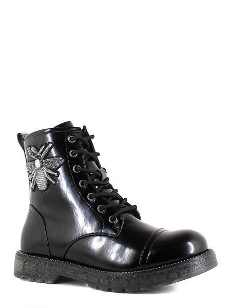 Makfly ботинки высокие 06-29-01a черный