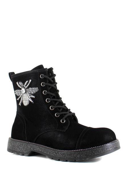 Makfly ботинки высокие 06-29-01amiv черный