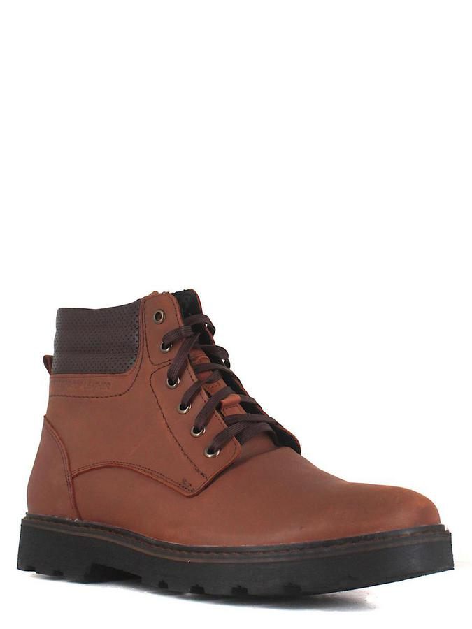 Valser ботинки высокие 601-388m коричневый