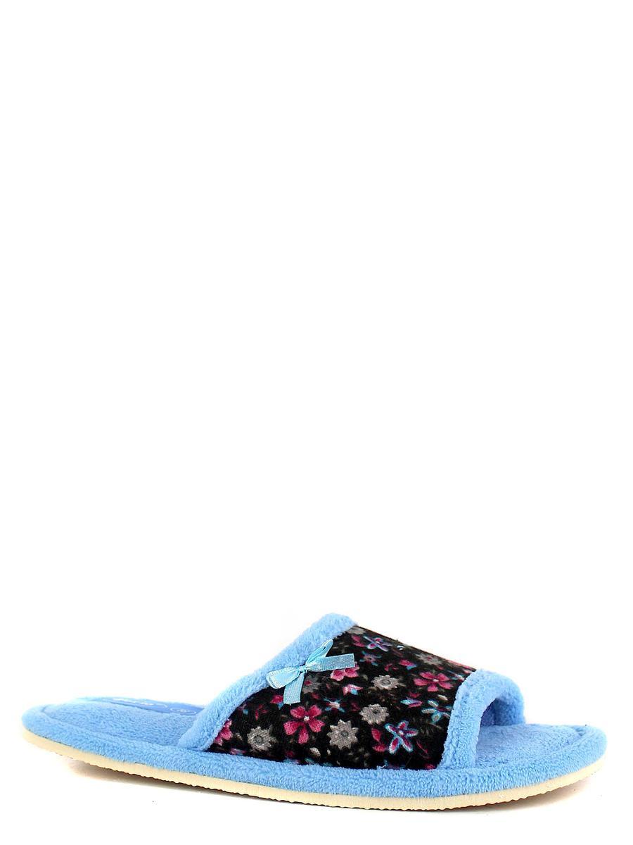 Forio тапочки 125-8106 а голубой (xl)
