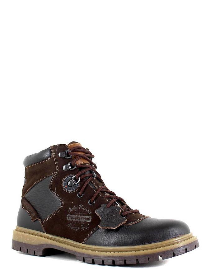Hybrid ботинки высокие 3082-77 коричневый