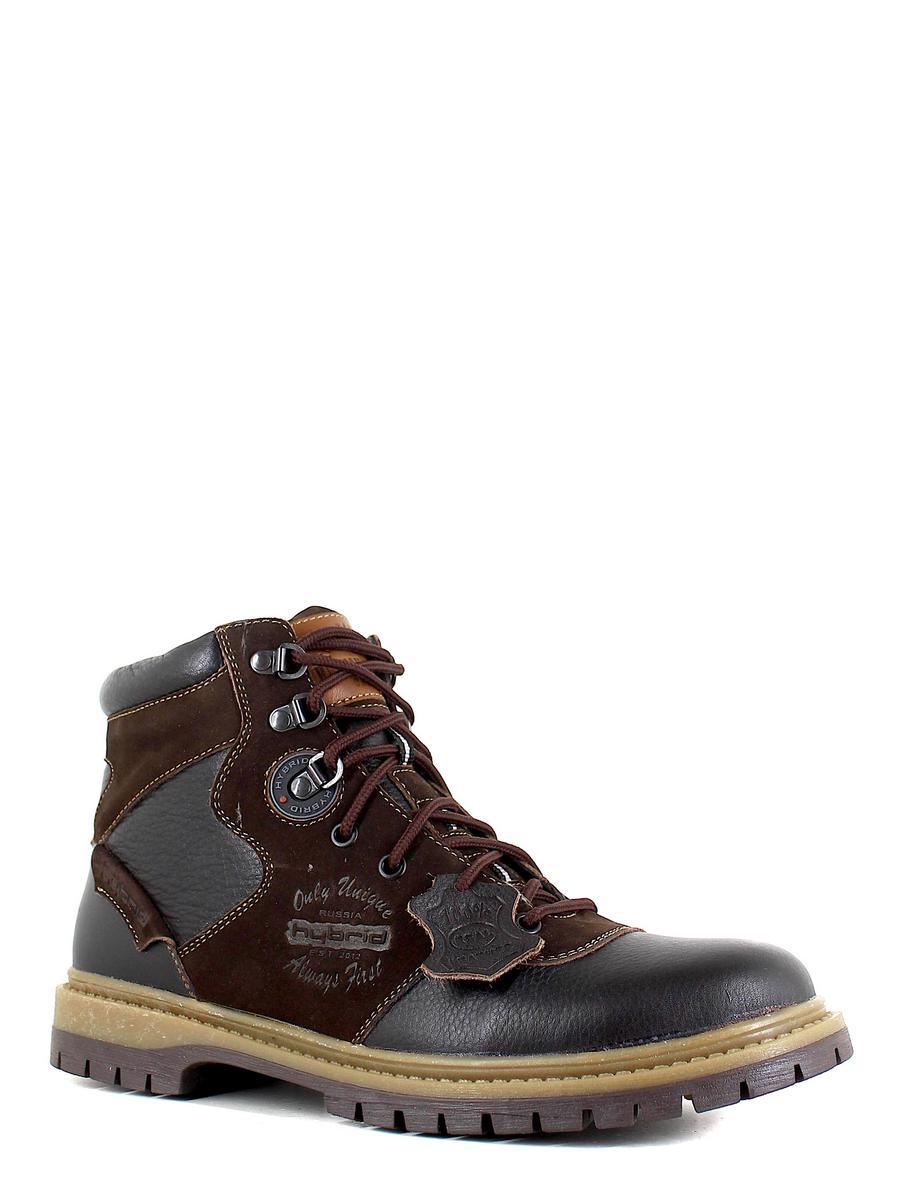Hybrid ботинки высокие 3082-77 коричневый (xl)