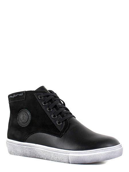 Hybrid ботинки высокие d1148-11 чёрный