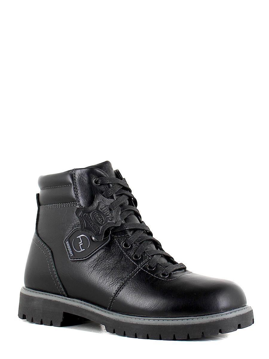 Hybrid ботинки высокие 16158-10 чёрный