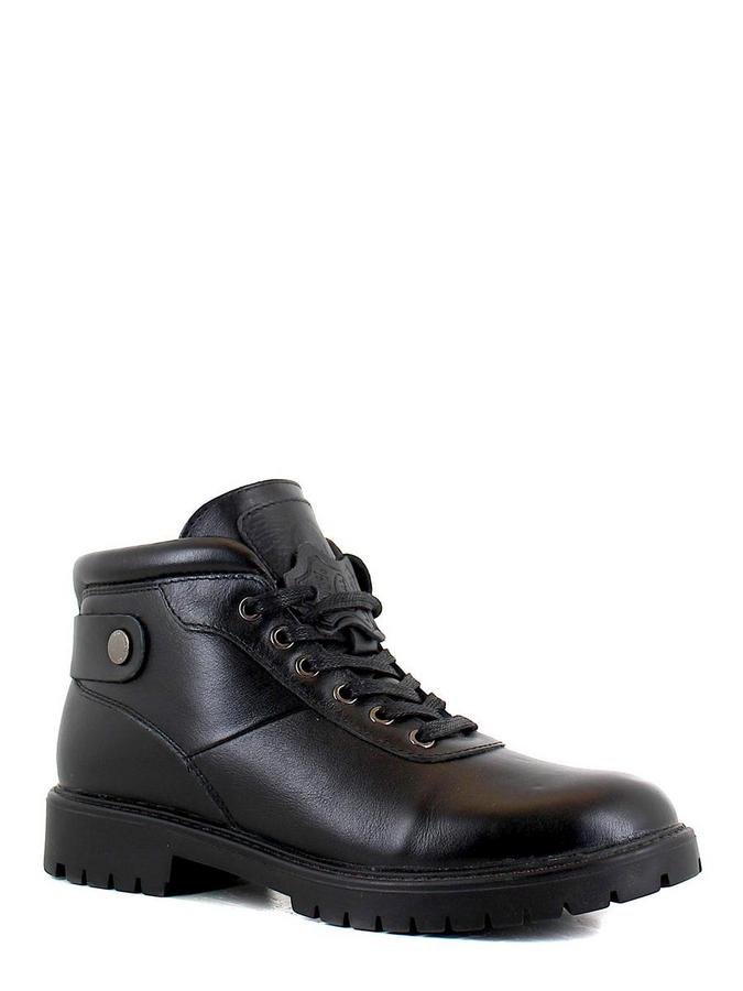 Hybrid ботинки высокие d1197-1 шерсть чёрный