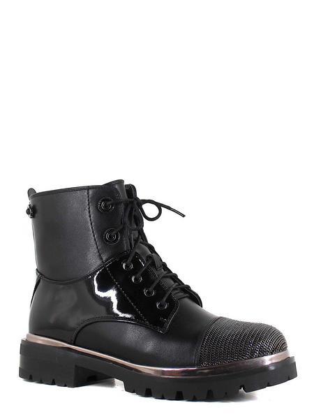 Makfly ботинки высокие 35-244-01amikl чёрный