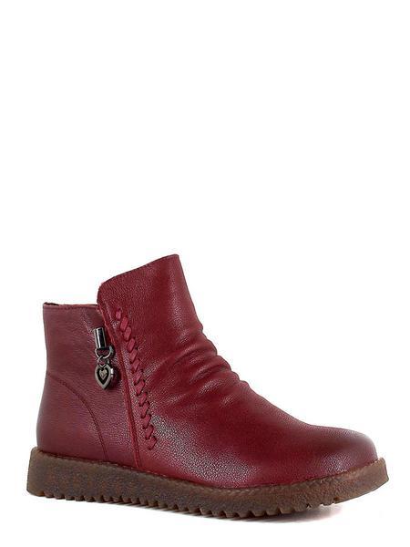 Baden ботинки высокие rj001-011 бордовый