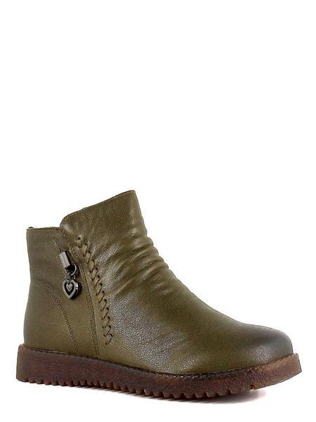 Baden ботинки высокие rj001-012 зелёный