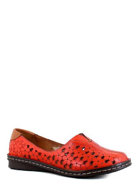 GoErgo туфли 285-2105-1 красный