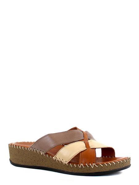 GoErgo сабо 30-16211 беж-коричневый