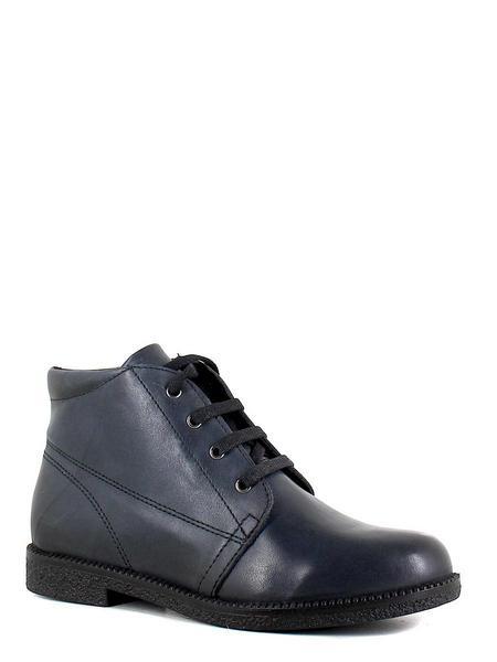 Makfly ботинки высокие 198-10-17 синий