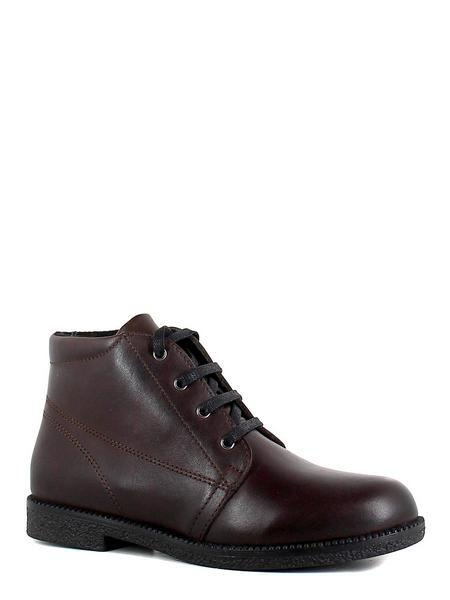 Makfly ботинки высокие 198-10-35 коричневый