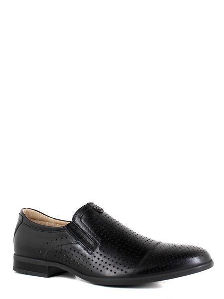 Enrico полуботинки 3100-100p цвет 50 черный