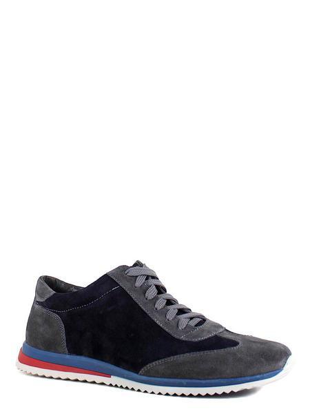 Valser кроссовки 606-073 серый/синий