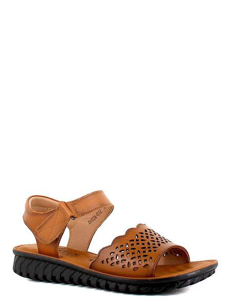 Baden сандалии da026-012 коричневый