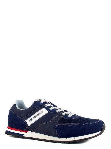 Baden кроссовки hr031-010 синий