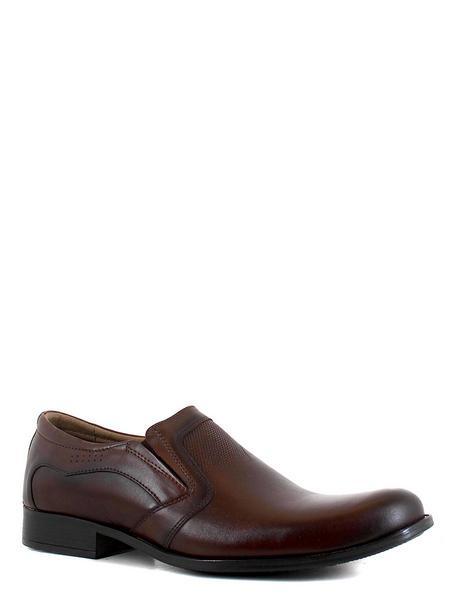 Bonty туфли 1478 т.коричневый