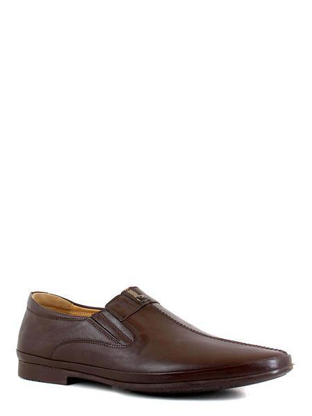 Bonty туфли 9900 т.коричневый