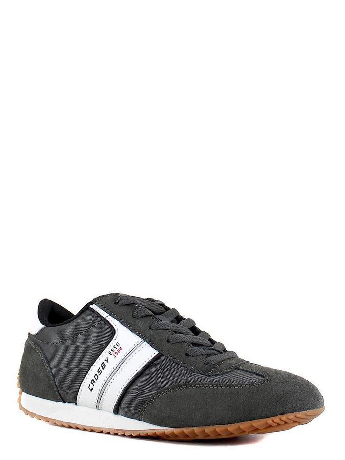 Crosby кроссовки 497713/02-01 серый