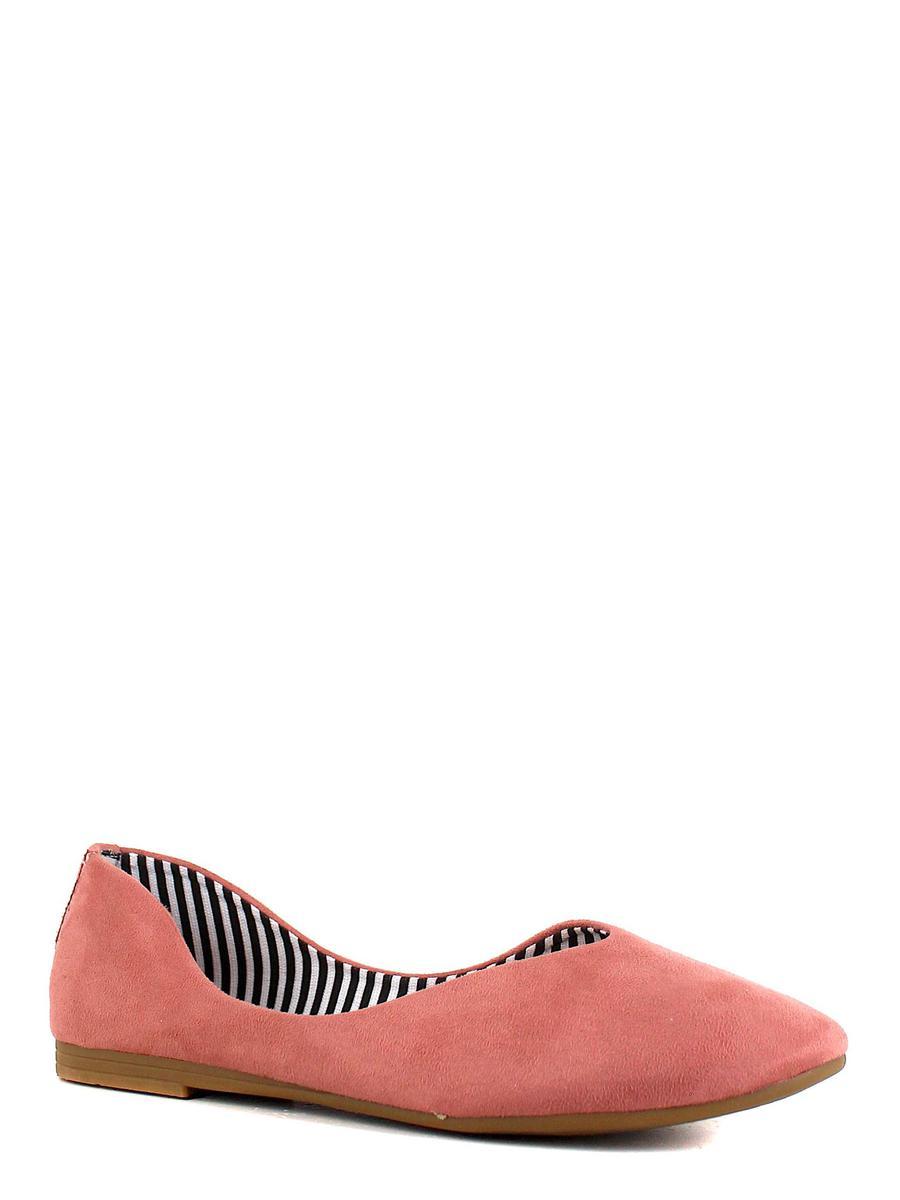 Betsy балетки 997700/01-10 розовый (xl)