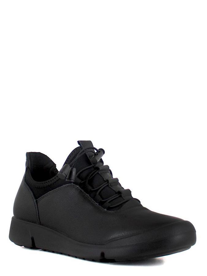 Baden кроссовки el001-030 чёрный