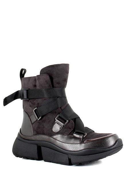 Makfly ботинки высокие 10-26-03d3 коричневый