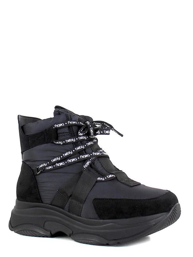 Betsy ботинки высокие 998712/02-01 черный
