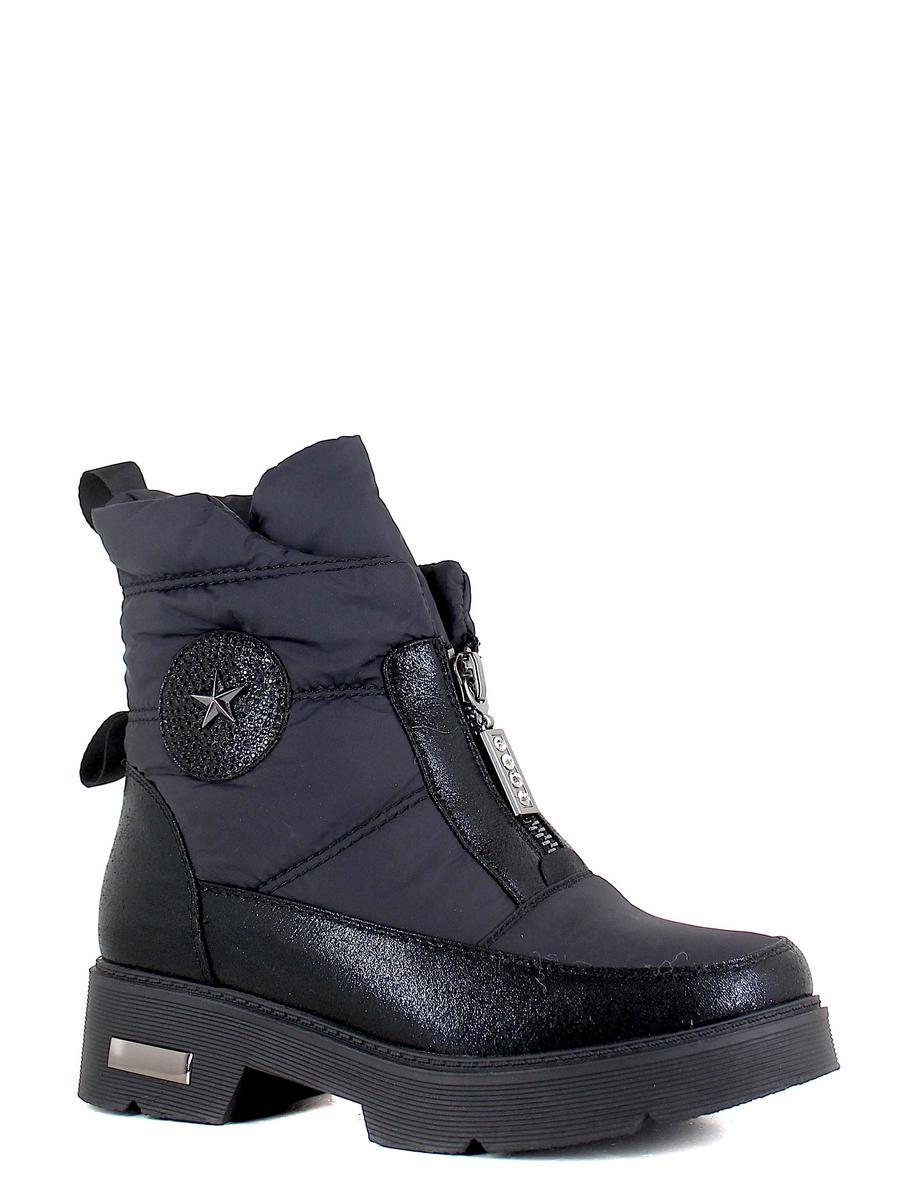 Betsy ботинки высокие 998714/01-01 черный (xl)