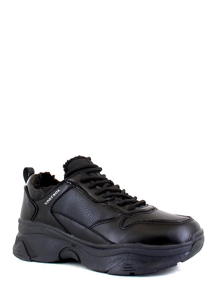 Patrol кроссовки 208-627im-20w-01-1 чёрный